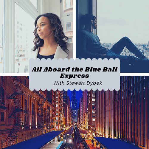 All Aboard the Blue Ball Express with Stewart Dybek