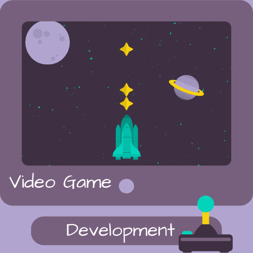 ChickenStarRocket's Game Development Projects (+ links!)
