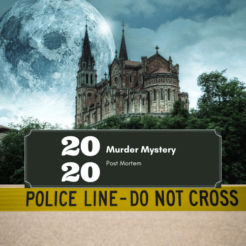 MurderMystery2020 Post Mortem
